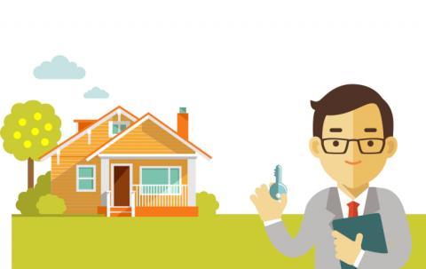 Для тех, кто  сам продает или покупает жилье.
